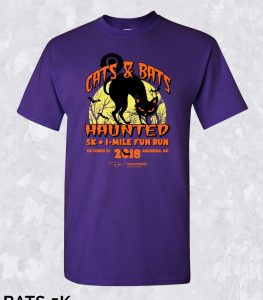 2018 Cats & Bats Shirt